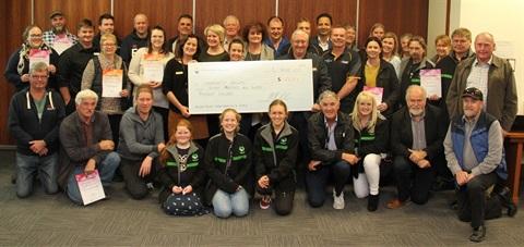 Buninyong Girl Guides lend helping hand to Ballarat Animal