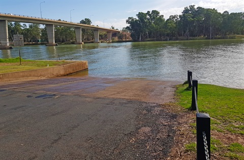 Have your say on the Mildura Boat Ramp